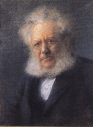 symbolism in henrik ibsens essay Henrik ibsen's ancestors were sea captains and businessmen essay questions forsook all connections with the ibsens when they lost their financial standing.