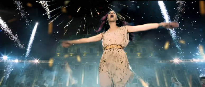 'Firework': Perry ... Katy Perry Firework Movie