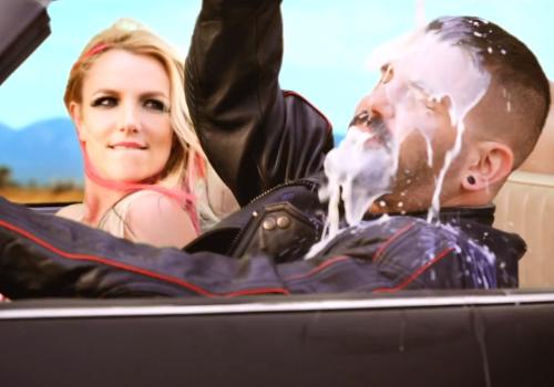I Wanna Go Britney Lets Her Humor Freak Loose Harbingers